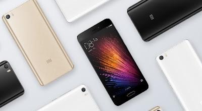 Xiaomi mi5 với thiết kế cực kỳ độc đáo
