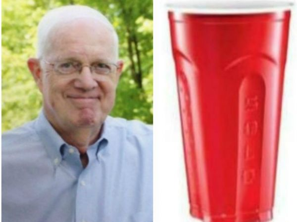 Inventor of the red cup passes on [Photo]