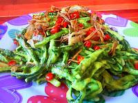 Resep Masakan Khas Bali Jukut Bejek Kacang Panjang