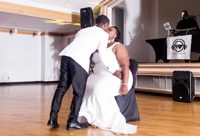 Never allow people take away your joy – Plus-sized bride