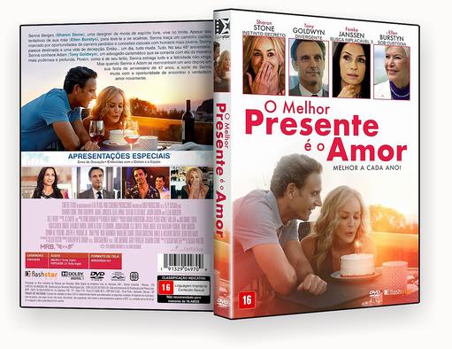 O MELHOR PRESENTE E O AMOR DVD-R AUTORADO