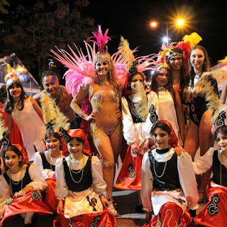 Programa Carnaval de Rio Maior 2019
