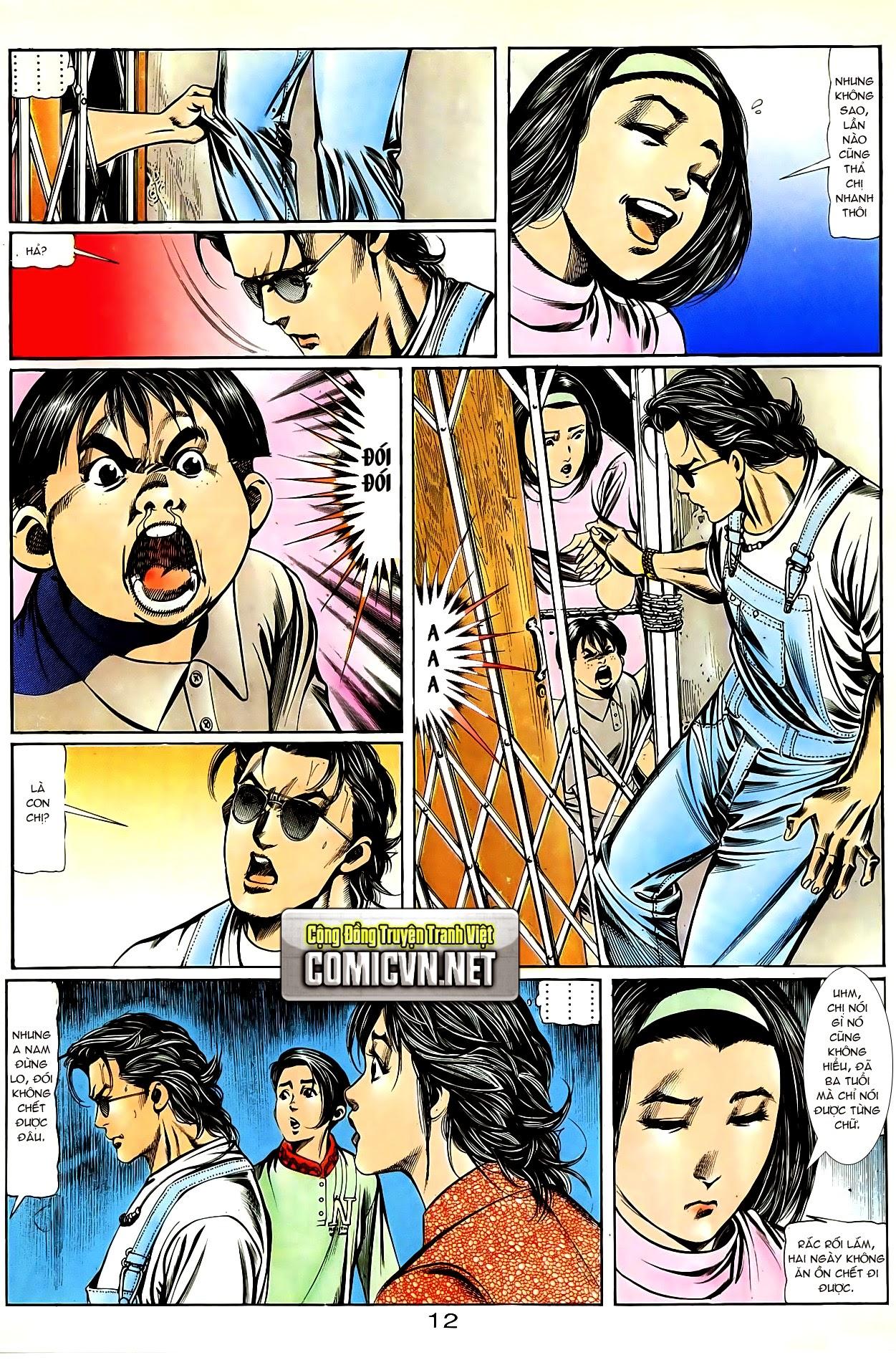 Người Trong Giang Hồ chapter 80: macau nổi sóng gió trang 26