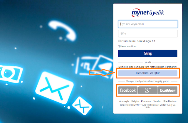 mynet-email-ac