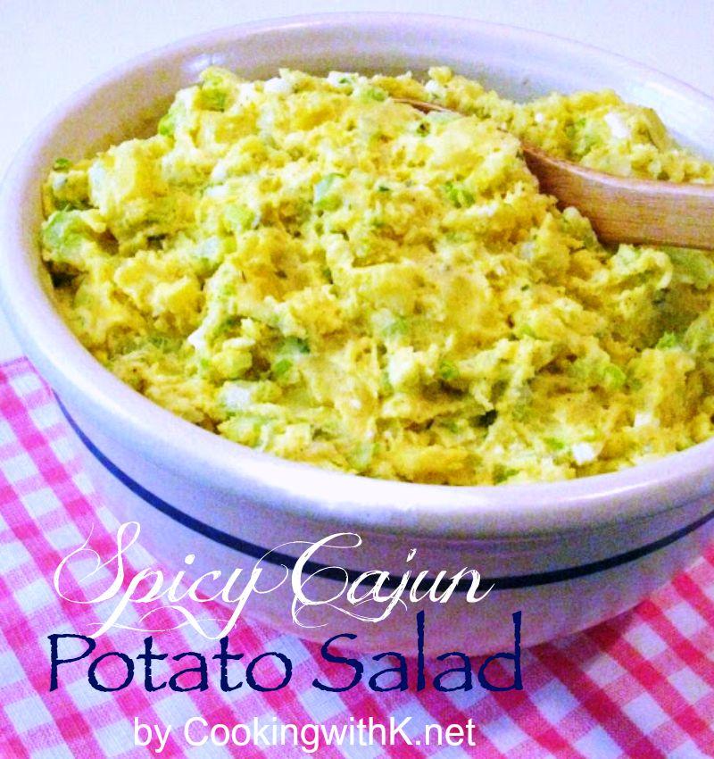 Cajun Potato Salad Recipe Easy