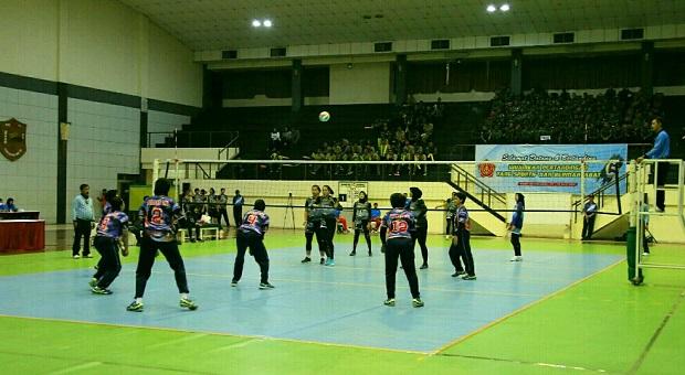 Mabes TNI Gelar Pertandingan Bola Voli Putri Kartini Cup