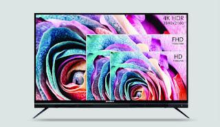 Shinco تطلق Smart TV ذات 65 بوصة في الهند بمبلغ 49990 روبية
