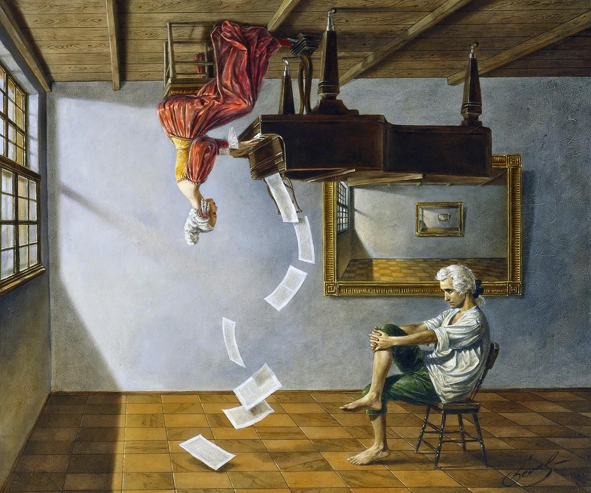 Michael Cheval Tutt Art
