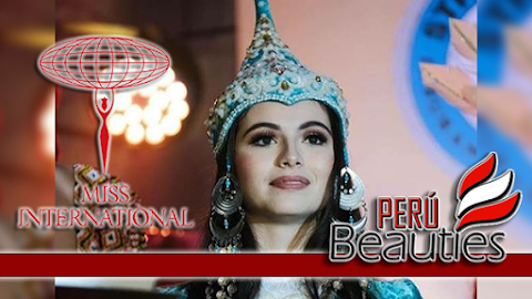 Dasha Didar Atmaja es Miss International Kazakhstan 2019