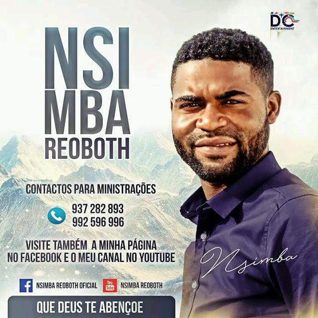 Nsimba Reoboth - És Maravilhoso Senhor (Gospel)