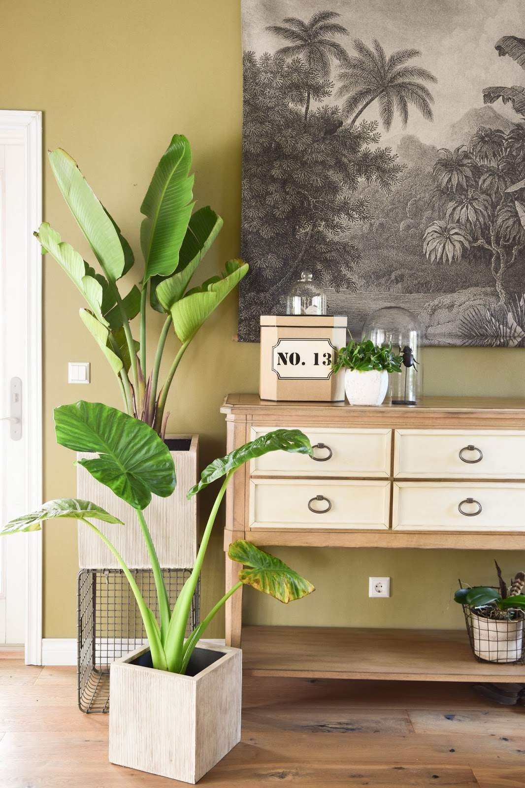 mein neues wohnzimmer gem tlich gr n und mit einer prise abenteuer eclectic hamilton. Black Bedroom Furniture Sets. Home Design Ideas