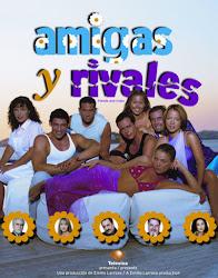 telenovela Amigas y rivales