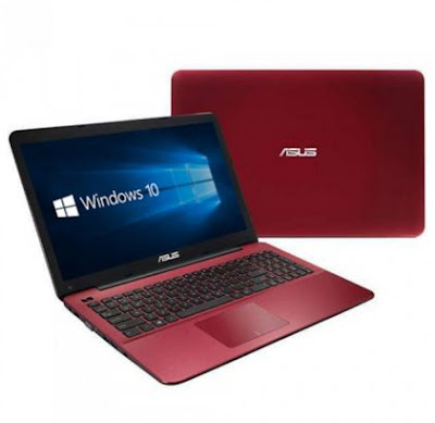 ASUS A456UF-WX053D Red