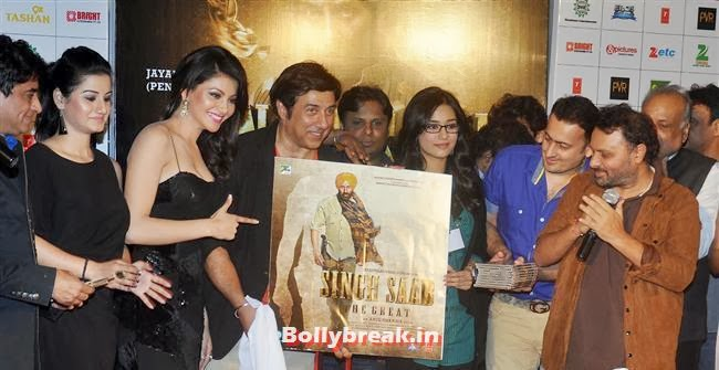 Singh Saab The Great Music Launch, Singh Saab The Great Music Launch
