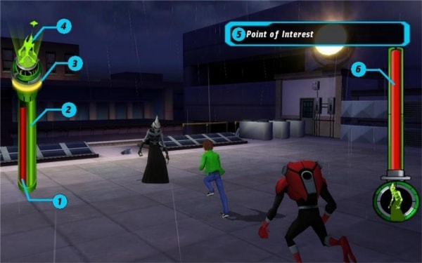 ben 10 protector of earth psp cso download