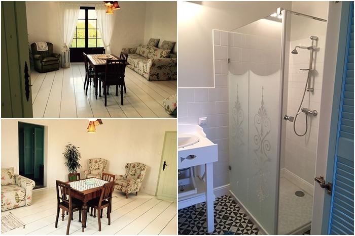apartament Wilk Morski | pensjonat Zagroda Śledziowa | lvlupstudio