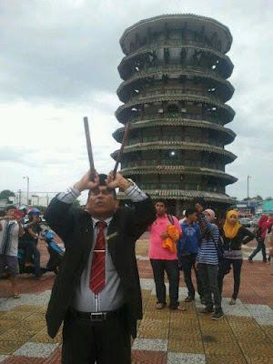 Bomoh 1 Malaysia Jampi Menara Condong