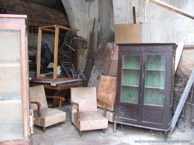 Ларнака - загадочный магазин