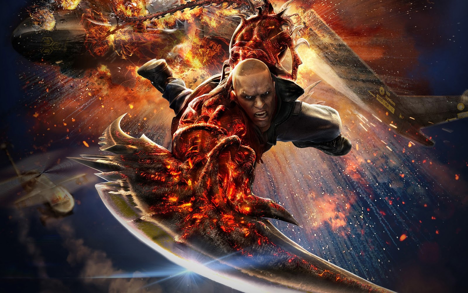 Prototype 2 Wallpapers Hd: Free Download Prototype 2 PC Game Full Version