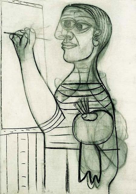 Pablo Picasso 56 thn