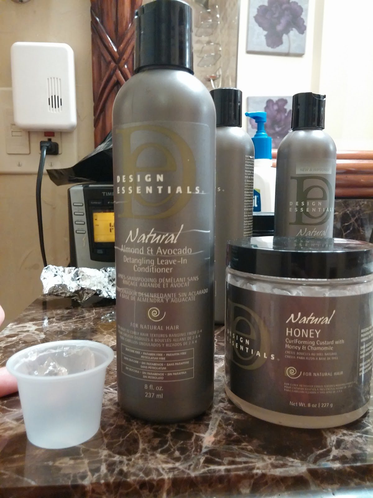 All That Msjazz Natural Hair Product Review Design Essentials