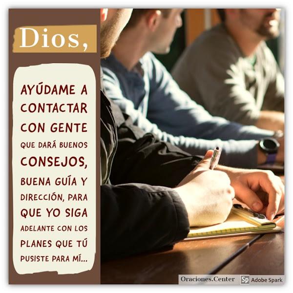 Oración del Lunes - Para Iniciar con las Fuerzas y el Apoyo de Dios