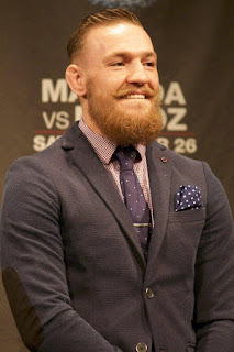 UFC fighter Conor McGregor is 24th highest paid athlete