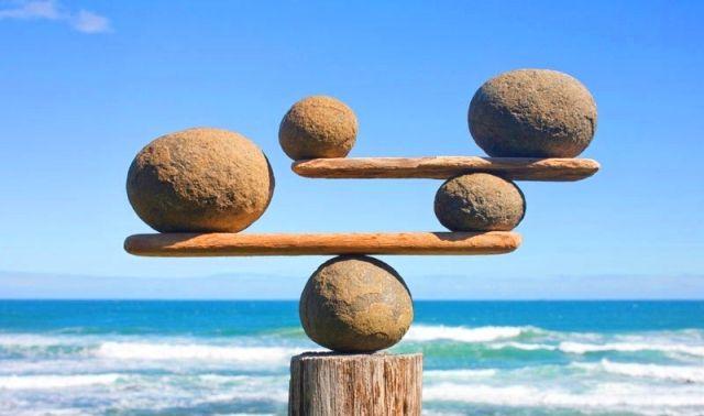 как найти баланс в отношениях пары