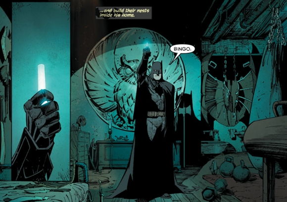 Batman es un grandioso detective
