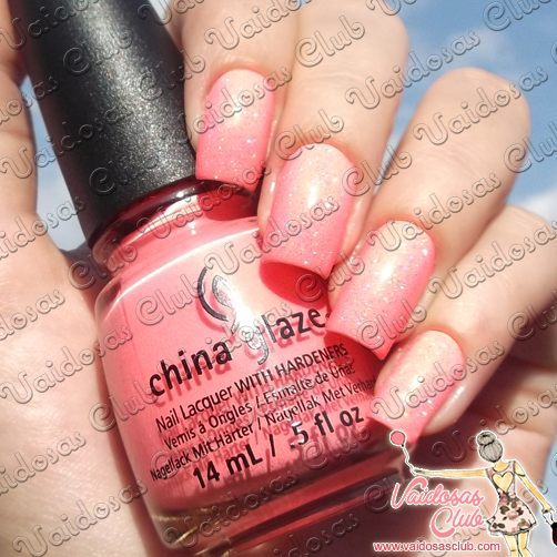 Neon & On & On + Fairy Dust - China Glaze