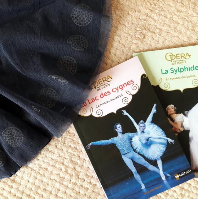 Le Lac des cygnes et La Sylphide de Pascale Maret : des ballets aux romans