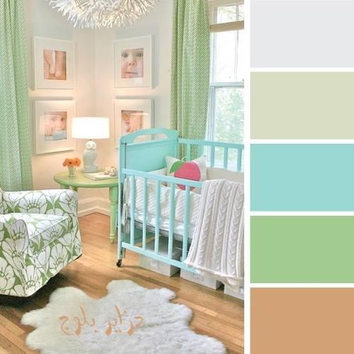 طريقة تنسيق ألوان الاثاث في الديكور المنزلي