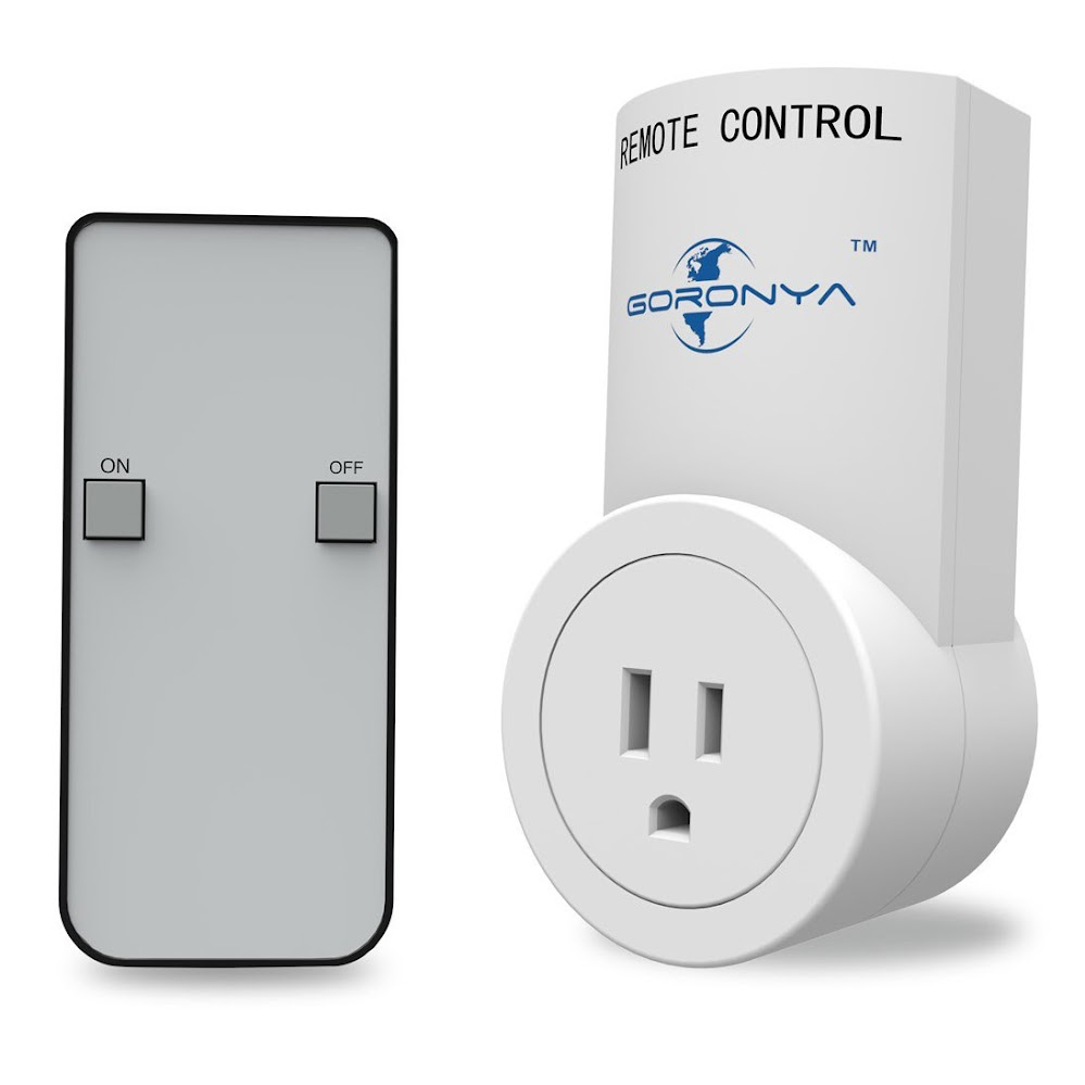Top 10 Remote Control Outlet Switches 2016 | Design-Crafts.Com