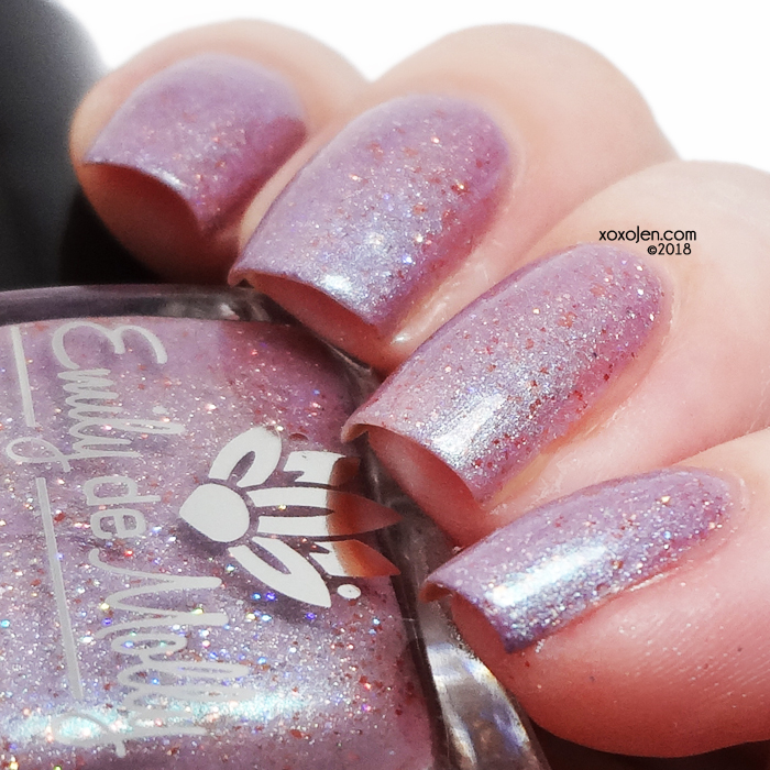 xoxoJen's swatch of Emily de Molly Occupied Cities
