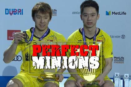 The Perfect Minions: Rangkuman Prestasi Gemilang Serta Rekor Fantastis Marcus/Kevin Untuk Indonesia