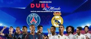 Cadastrar Promoção Esporte Interativo 2018 Viagem Paris Acompanhante Assistir PSG Realm Madrid