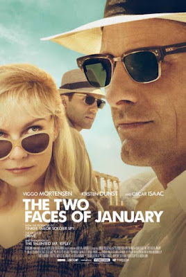 Sinopsis The Two Faces of January (2014)
