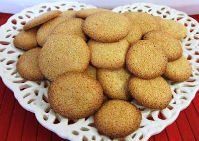 Deliciosas galletas libre de gluten