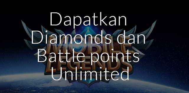 mobile legend unlimited diamond