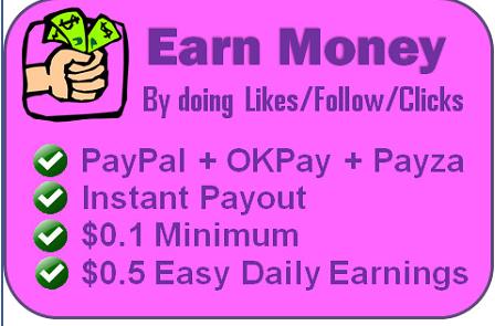 Earn Money Facebook