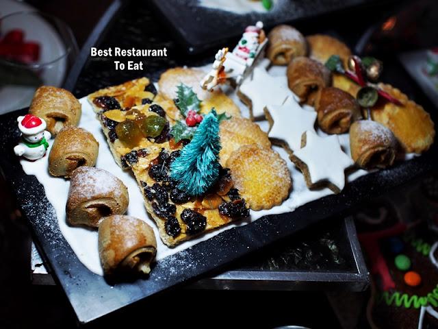 CHRISTMAS 2018 DINNER Dishes - Christmas Cookies