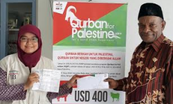 Aleg Papua Dukung Palestina Bebas dari Penjajahan Israel