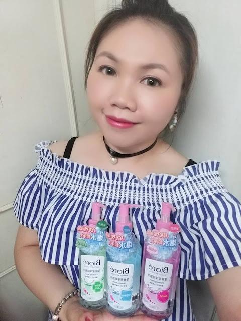 【♥ Bioré ♥】全新深層潔淨卸妝水系列。3 種質感照顧不同膚質 ...