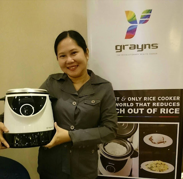 Grayns Rice Cooker: The Healthy Way To Cook Rice