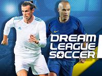 Dream League Soccer (DLS) 2018 v5.00 Mod Money Apk For Android Terbaru