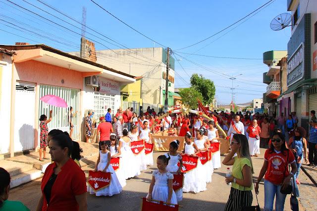 Festa do Divino marca os festejos religiosos em São Desidério