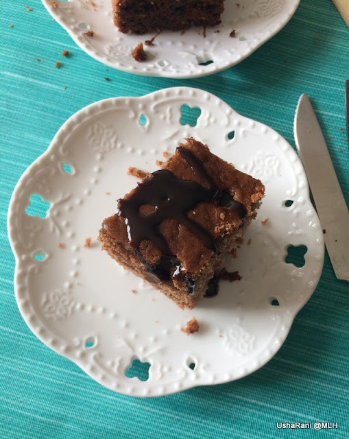 Double Chocolate Sponge Cake Recipe
