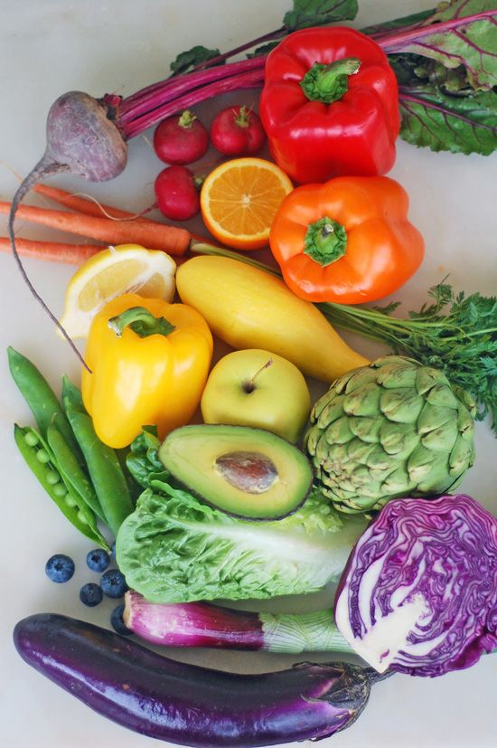 GM Diet Day Three - Fruits And Vegetables