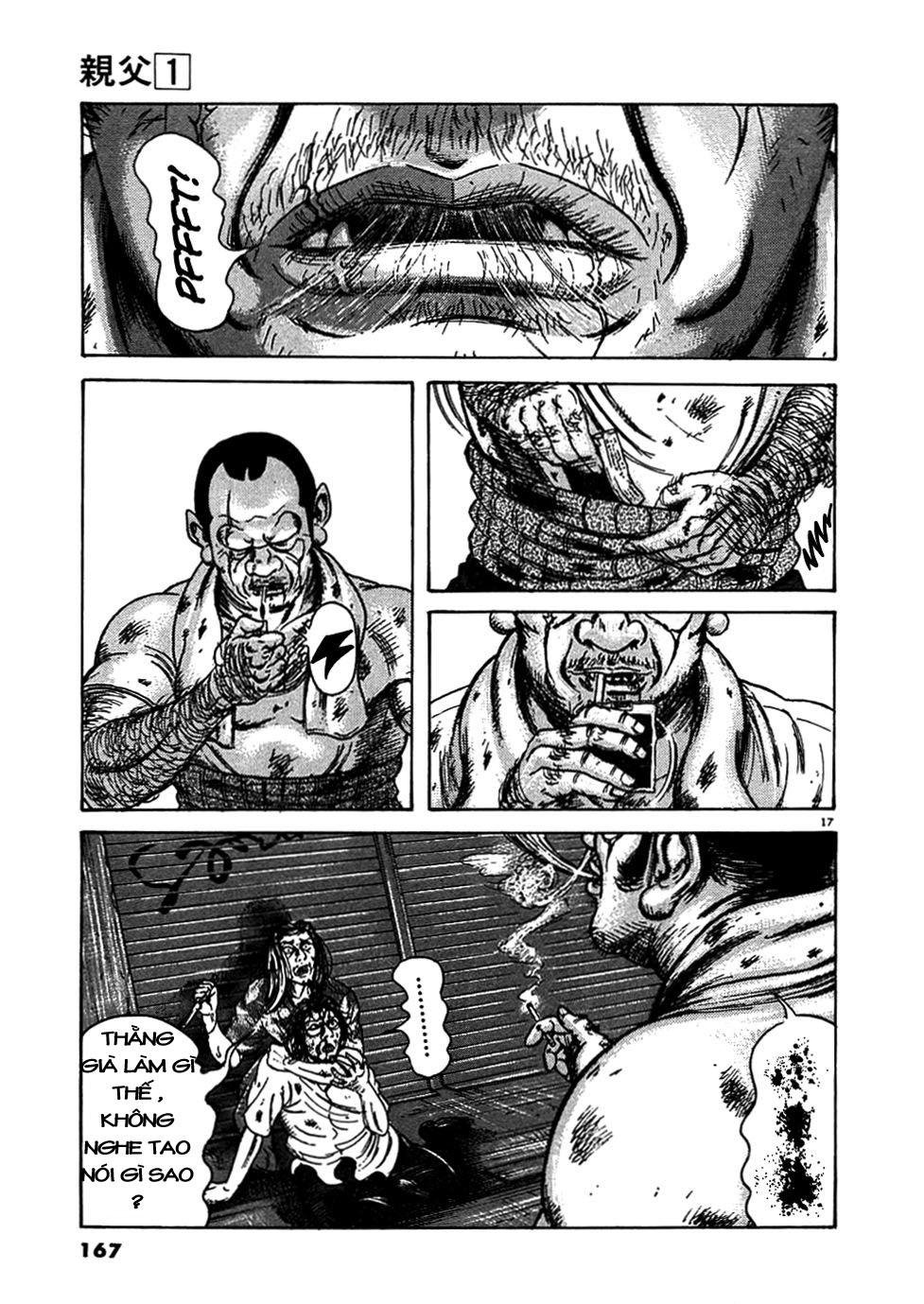 Oyaji chap 7 trang 17