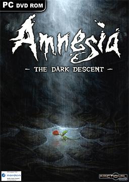 Amnesia The Dark Descent Cover Art - Amnesia: The Dark Descent PC
